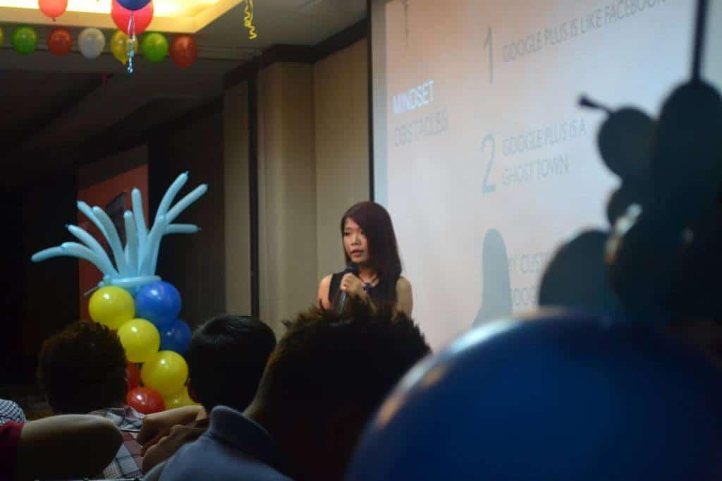 GdayX Pampanga - Social Media Speaker