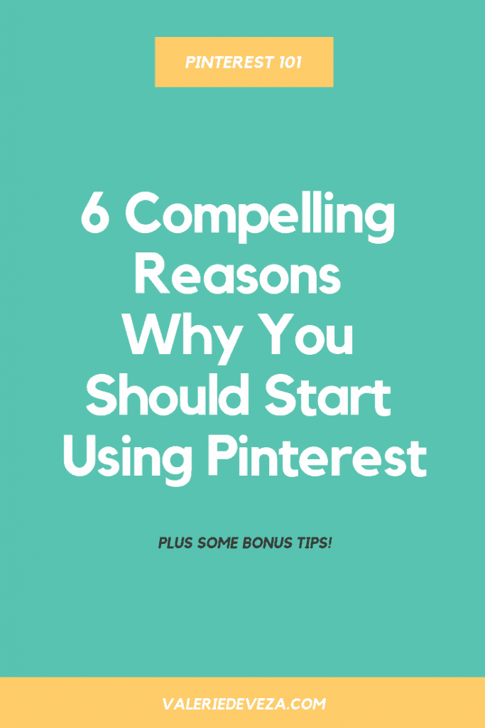6 Compelling Reasons Why Your Business Should Start Using Pinterest (2)