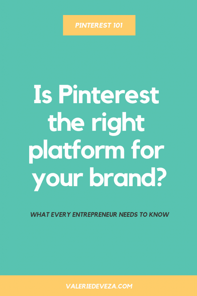 Is Pinterest the right platform for your brand