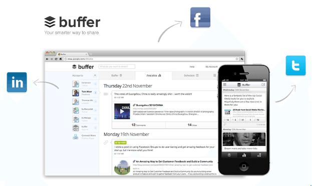 social pilot vs buffer vs hootsuite review