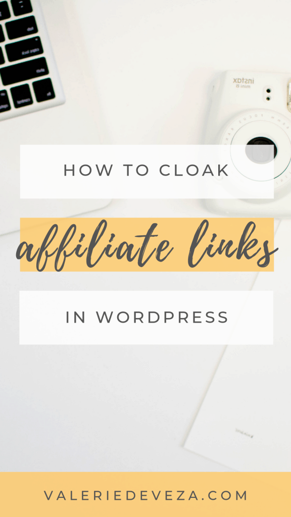 How to cloak affiliate links in wordpress using thirstyaffiliates pro